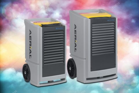 AD 780 industrial dehumidification system