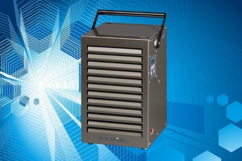 AD540 floor mount dehumidifier
