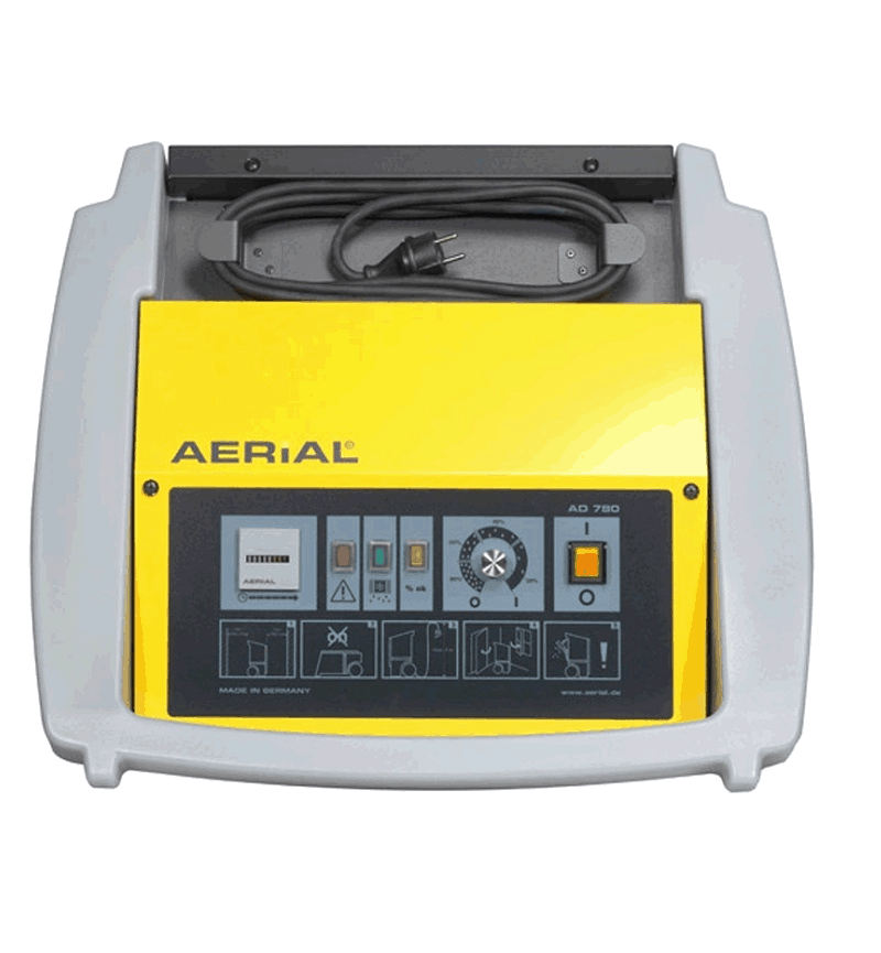 AD780 dehumidifying system control panel for humidity control