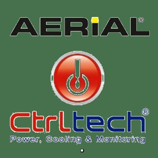 ctrltech aerial dehumidifier logo