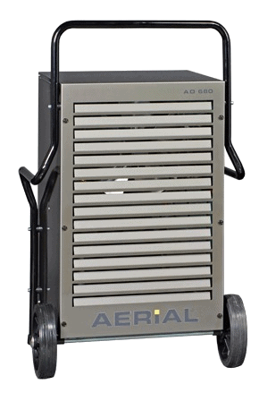 AD 680 Best dehumidifier supplier in UAE by AERIAL