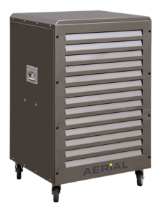 AD-810 heavy duty dehumidifier systems by Aerial Germany