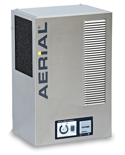 AD 780 industrial dehumidifier in UAE