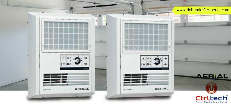 Room Dehumidifier or air dehumidifier for dehumification.